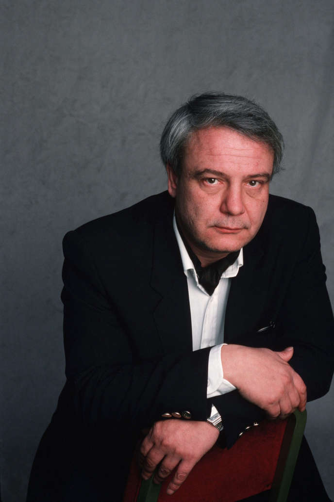 Vladimir Bukovski, en 1987.