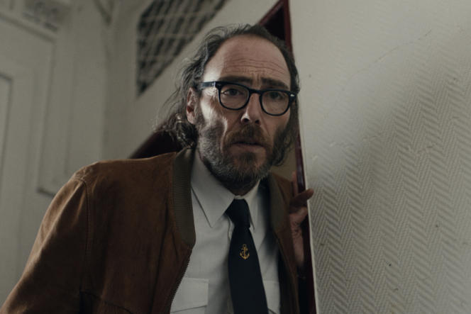 Philippe Rebbot (Jean) dans «Temps de chien !» (2019), d'Edouard Deluc.