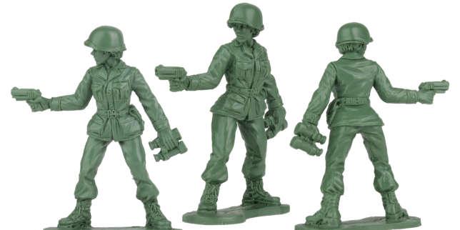 Grâce à une Américaine de 6ans, les figurines militaires compteront des femmes dans leurs rangs