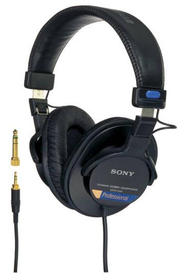 Le meilleur casque filaire à moins de 100euros Le Sony MDR-7506