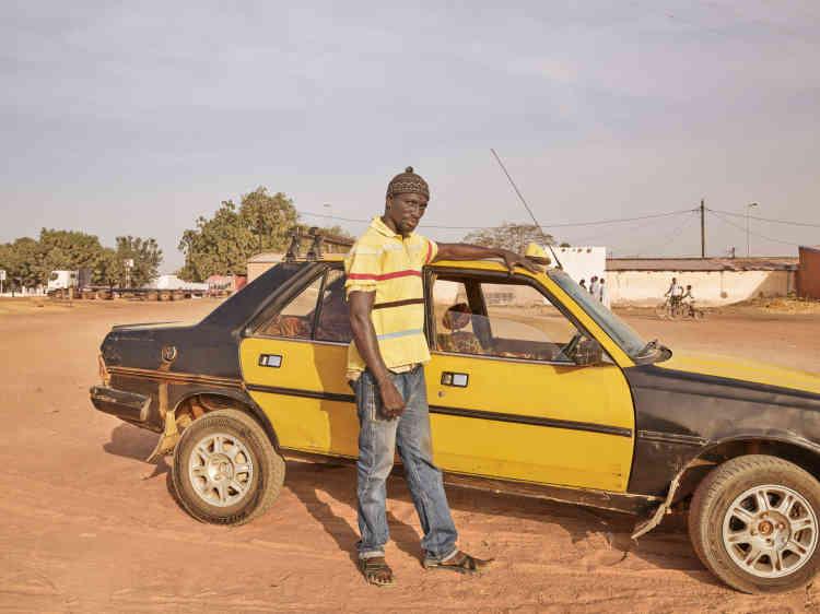 «Les taxis sont utilisés en toutes circonstances car peu de gens ont une voiture et les transports publics sont quasi inexistants dans la région.»