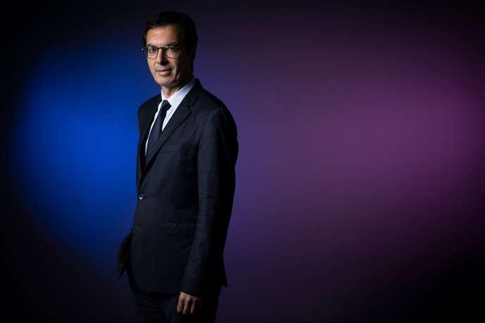 Jean-Pierre Farandou, à Paris, le 26 septembre.