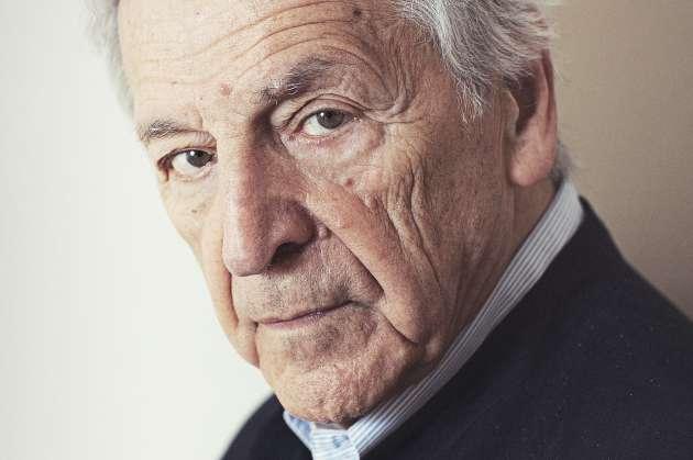 Costa Gavras à la 76e édition du festival du film de Venise, le 2 septembre.