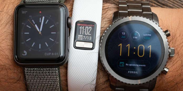 Comparatif : les meilleurs montres connectées, bracelets connectés et montres de running