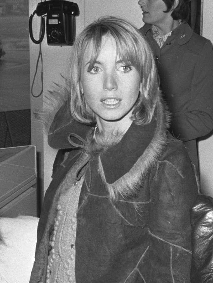 Bulle Ogier, en1972.