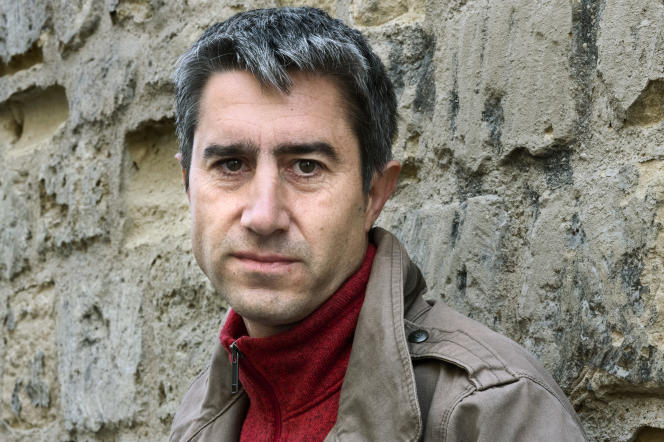 François Ruffin, à Paris, le 28 octobre.