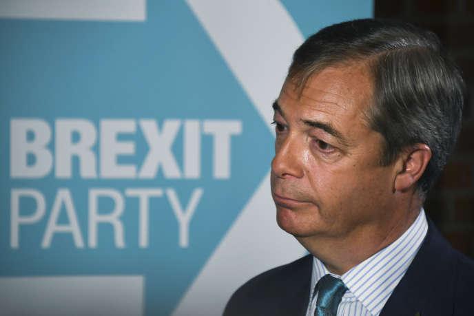 «Nous allons disputer tous les sièges en Angleterre, en Ecosse et au pays de Galles. N'en doutez pas, nous sommes prêts», a menacé Nigel Farage.