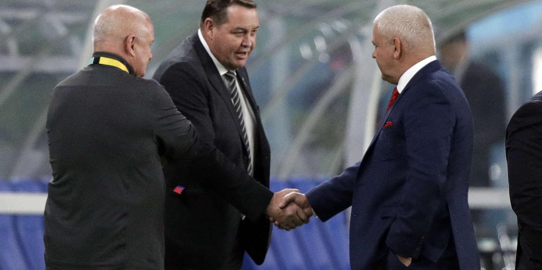 Coupe du monde de rugby 2019 : les adieux partagés de Steve Hansen et Warren Gatland