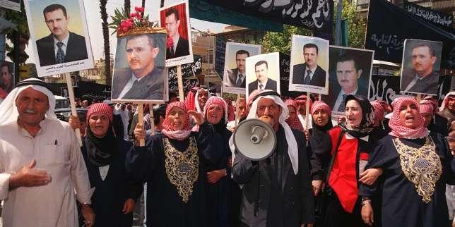 Laura Ruiz de Elvira:« En Syrie,le choix de la répression a réussià Bachar Al-Assad »