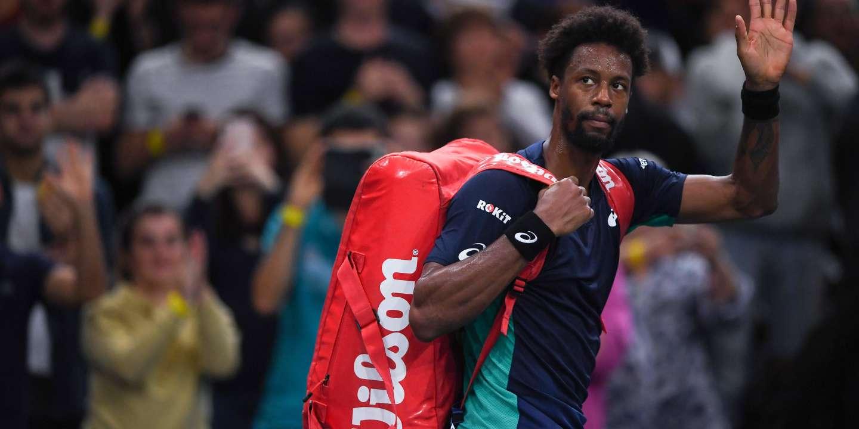 Eliminé à Bercy, Gaël Monfils dit adieu au Masters