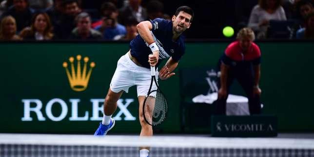Tennis : Djokovic en finale du Masters-1000 de Paris pour la sixième fois, Nadal forfait surprise