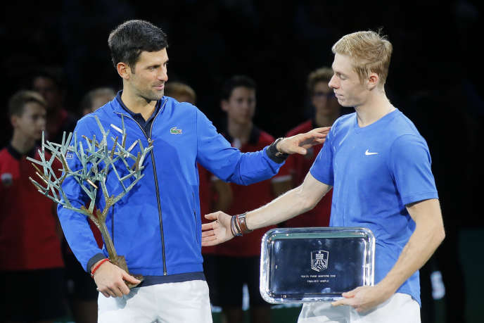 Personne n'a été capable de déraciner Novak Djokovic à Paris.