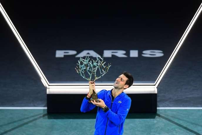 Novak Djokovic n'est pas l'arbre qui cache la forêt à Paris.