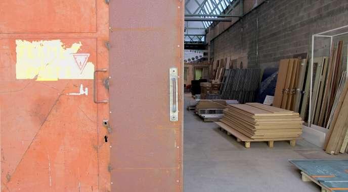 Minéka valorise et réemploie des matériaux de construction destinés à la décharge.