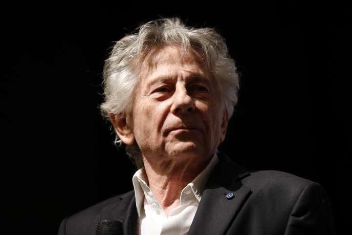 Roman Polanski, à Paris, le 4 novembre, à quelques jours de la sortie de son film «J'accuse».