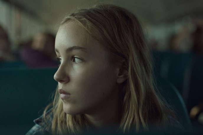Emilie Bierre incarne la jeune Mylia dans« Une colonie», deGeneviève Dulude-De Celles.