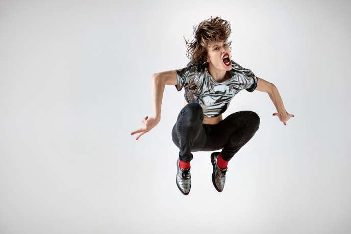 La danseuse et chorégraphe Tatiana Jullien, 30 ans, est à la tête de la compagnieC'interscribo.