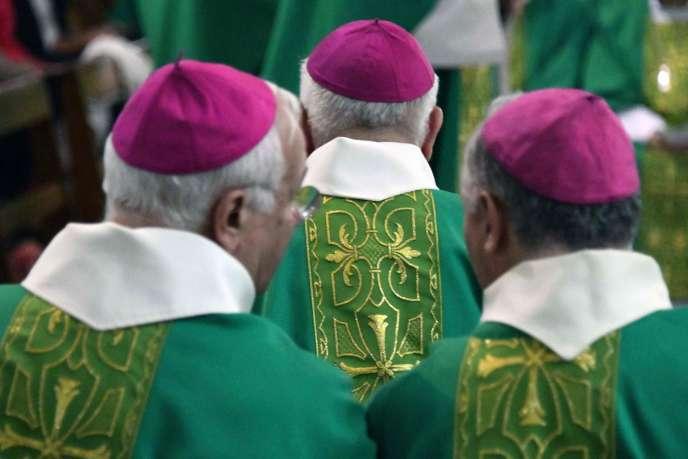 Jean-Marc Sauvé a présenté ses conclusions devant la Conférence des évêques de France le 5 novembre.
