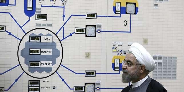 Paris exhorte Téhéran à revenir sur les décisions contraires à l'accord de Vienne