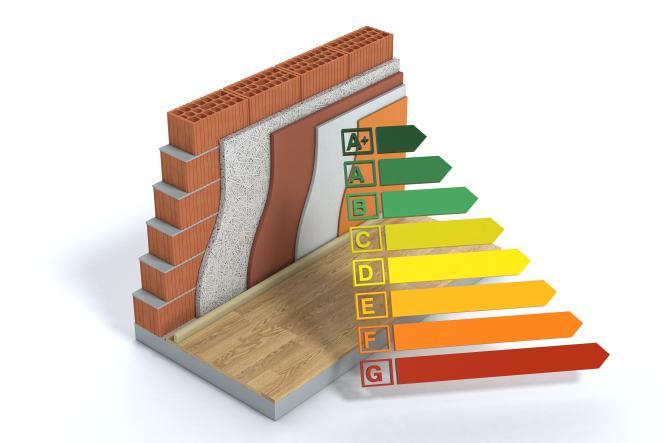 Les logements classés A dépensent moins de 50 kWh/m2/an alors que les bâtiments dont l'étiquette est G ont une consommation supérieure à 450 kWh/m2/an.