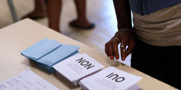 En Nouvelle-Calédonie, le corps électoral pour le référendum sur l'indépendance fait débat
