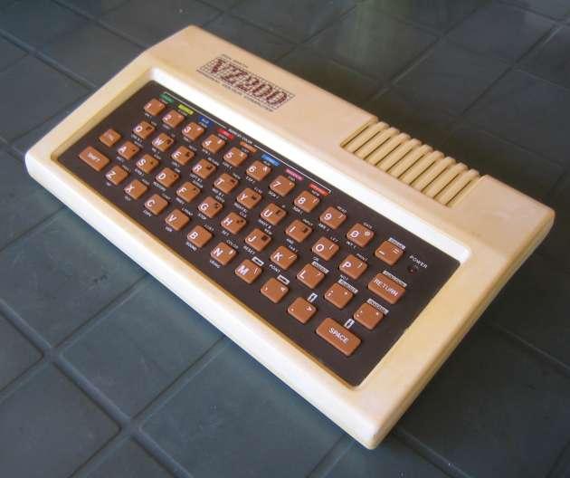 C'est sur une machine de ce type que Gaël Duval a découvert l'informatique.