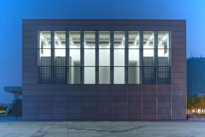Le Centre Pompidou x West Bund Museum à Shanghaï.