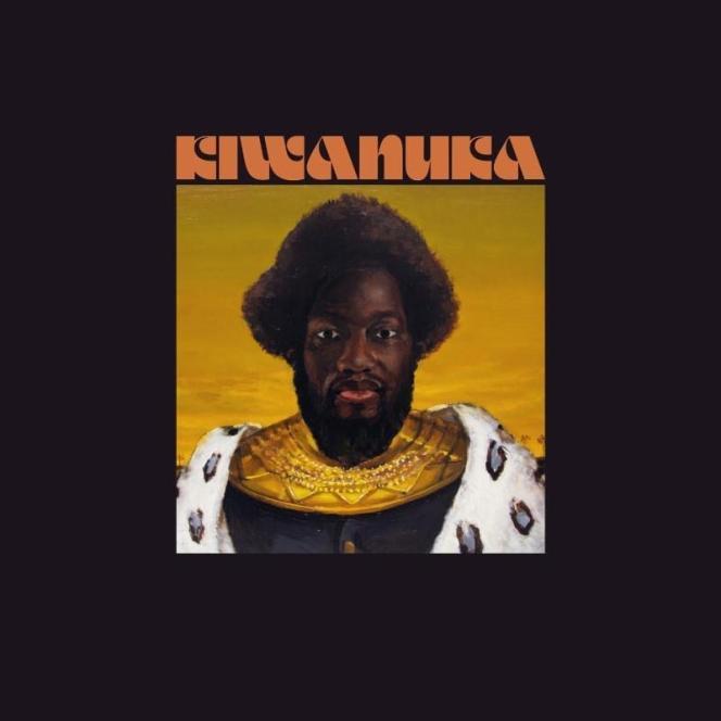 Pochette de l'album«Kiwanuka», de MichaelKiwanuka.