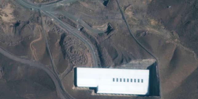 Nucléaire: l'Iran augmente la pression sur l'enrichissement d'uranium