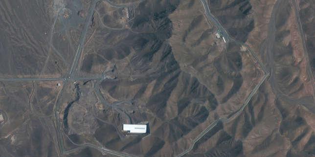Nucléaire iranien: l'enrichissement d'uranium a repris dans l'usine souterraine de Fordo