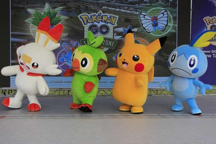 Pokémon Vingt Ans De Succès Mais Une Recette Qui Sest