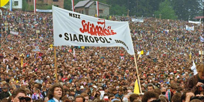 Adam Michnik : « C'est en Pologne, avec Solidarnosc, que le mur de Berlin s'est fissuré »