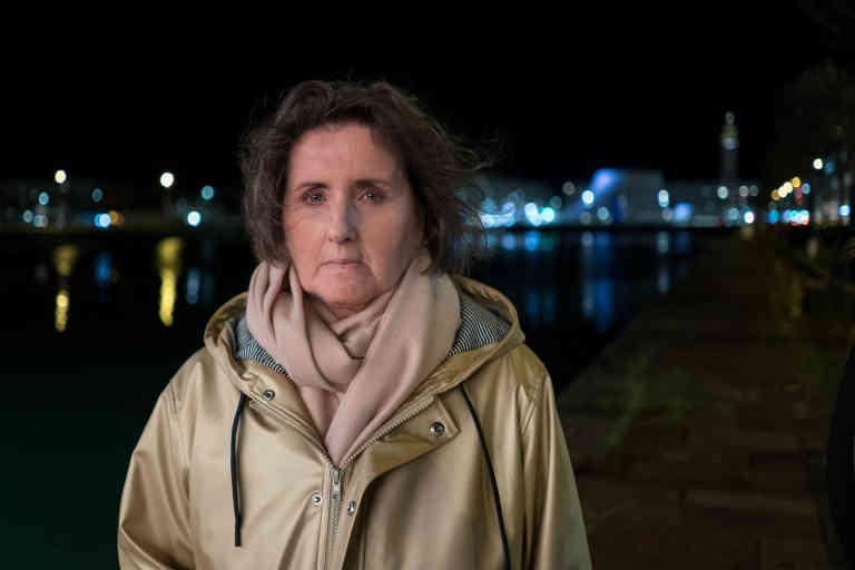 Portrait de Corinne Tanay, Le Havre, mercredi 6 novembre 2019.
