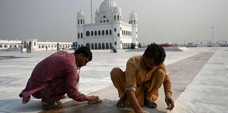 Giữa Ấn Độ và Pakistan, một hành lang cho người Sikh