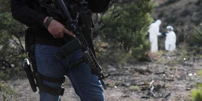 Au Mexique, un nouveau massacre barbare fragilise la stratégie de sécurité du président face à Donald Trump