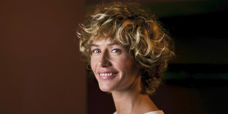 Cécile de France est une actrice belge.