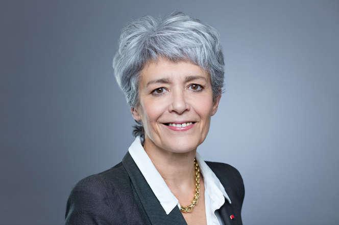 Claudie Haigneré.