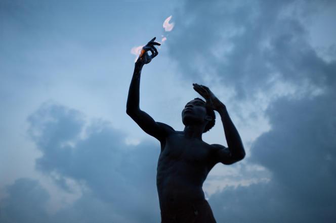 David Uzochukwu, «Ignite», 2019