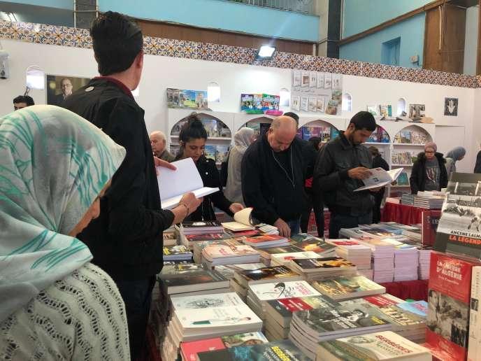 Au Salon international du livre d\'Alger, une rentrée ...