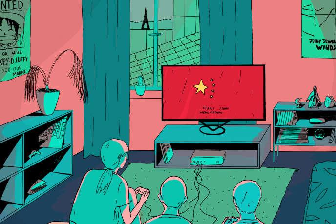 La censure culturelle opérée par la Chine, longtemps tournée prioritairement vers les citoyens du pays, déborde de plus en plus en Occident.