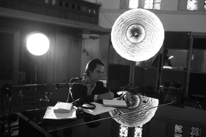 Nick Cave en 2019, en Californie.