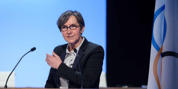 La présidence de l'International Testing Agency (ITA), l'agence indépendante de contrôle, a été confiée à Valérie Fourneyron, ex-ministre des sports de François Hollande, députée et maire de Rouen.