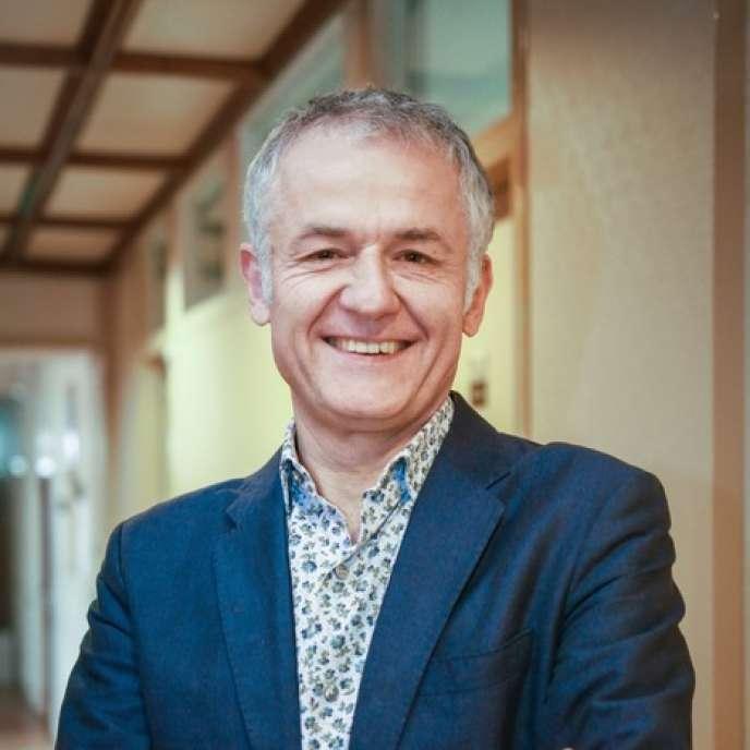 Le chercheur Philippe Mustar.