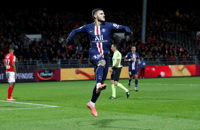 Le PSG sacré champion de France après la fin de la saison de Ligue 1, actée jeudi 30 avril par la Ligue de football professionnel.