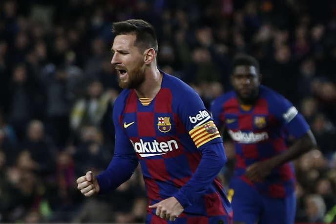 Vainqueur de son sixième Ballon d'or, Lionel Messi compile des statisitiques impressionantes en carrière.