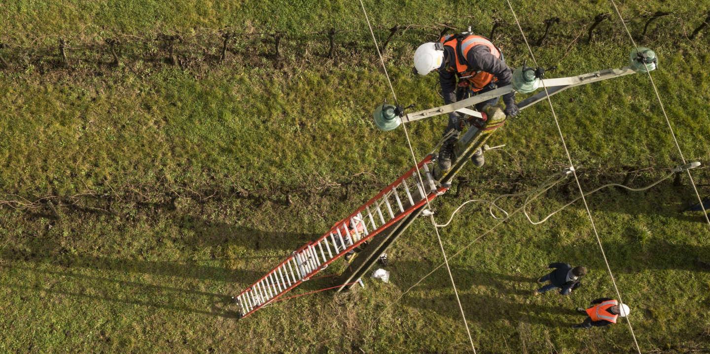Les réseaux de télécommunications à l'épreuve des aléas climatiques