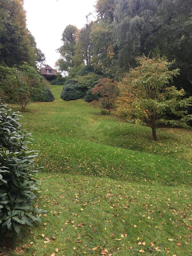 Le Bois de Morville, le jardin de Pascal Cribier.