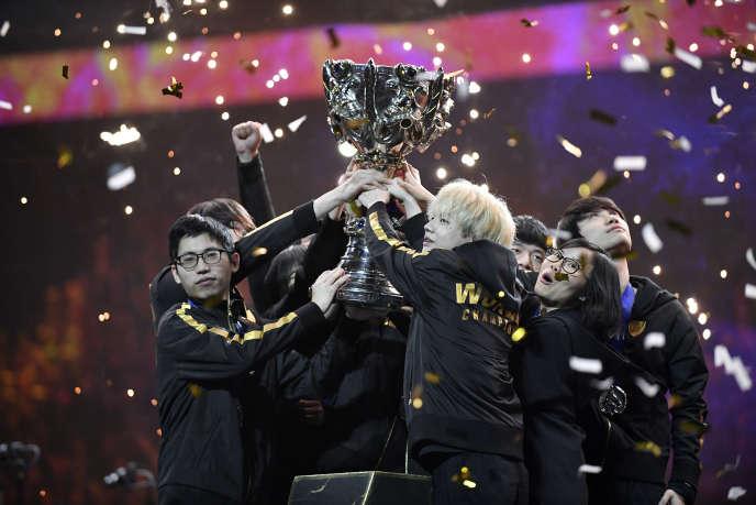L'équipe FunPlus Phoenix a remporté l'évènement e-sport le plus important de l'année.