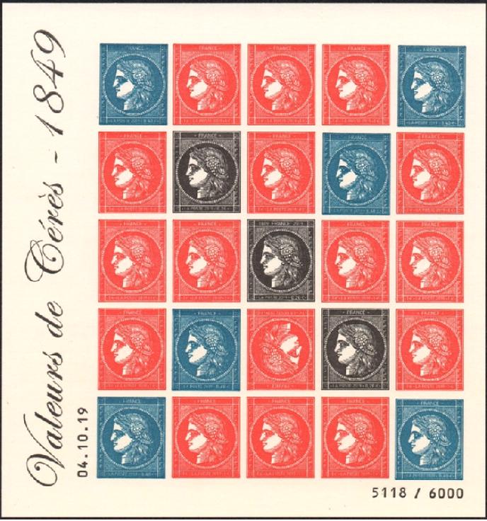 Vendu 29 euros le 7 novembre à La Poste, ce bloc de timbre et le livret qui l'accompagne, sont déjà proposés à 120 euros sur les sites spécialisés de vente en ligne.