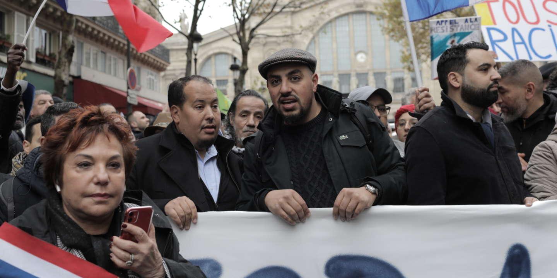 « Vivre ensemble, c'est urgent » : plus de 13 000 personnes marchent à Paris contre l'islamophobie - Blog Le Monde